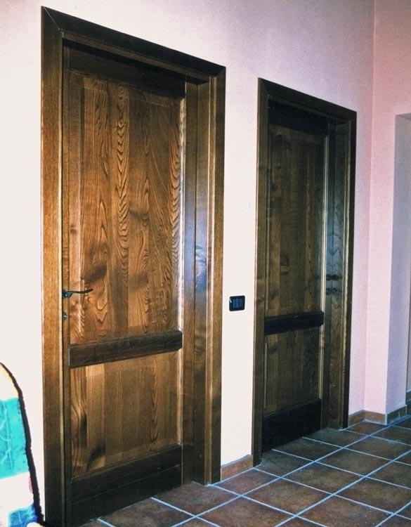 ARREDI FIORELLI - Porte classiche per interni in legno - Umbria, Terni, Perugia, Roma